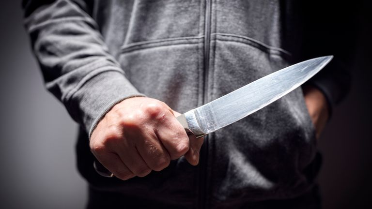 The government has proposed new powers to help curb knife crime