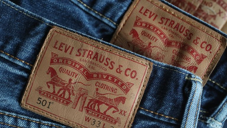 Levi Strauss are seen on March 8, 2018 in Berlin, Germany