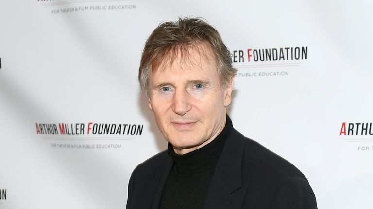 Liam Neeson has admitted to wanting revenge after his friend was raped
