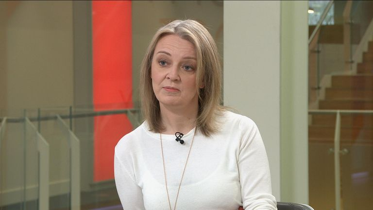 Tory MP Liz Truss