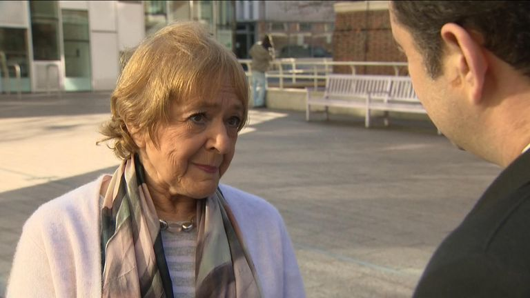 Dame Margaret Hodge is calling for the case to be re-examined