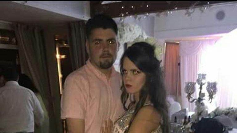 The couple are understood to have been suspects in an aggravated burglary