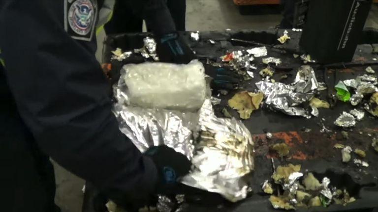 Huge meth shipment busted in Australia