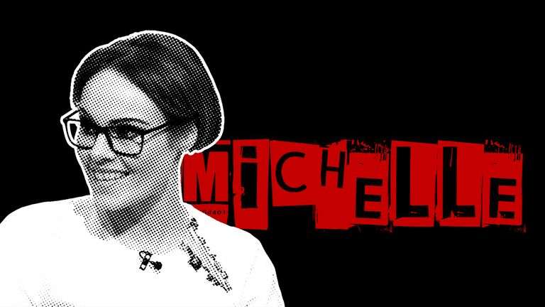 Michelle Dewberry Pledge template.