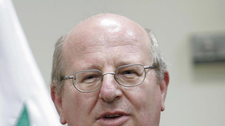 Mike Gapes has been a critic of Brexit