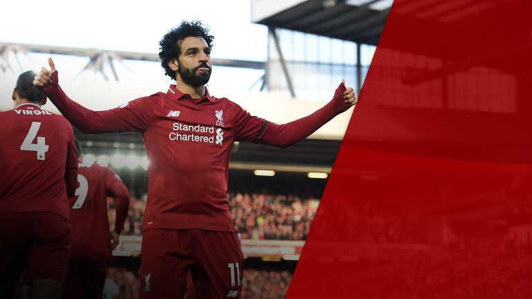 Mo Salah is among the world's best attacking players