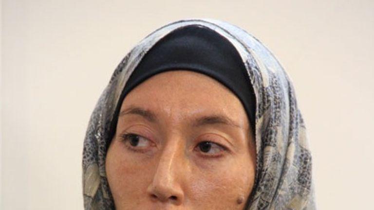 Monica Elfriede Witt defected to Iran in 2013