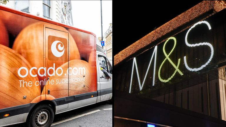 Ms Bags Food Delivery Venture With Ocado In 750m Deal