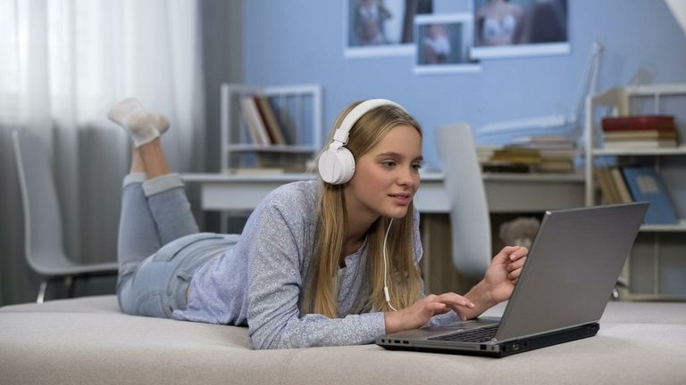 Listening to music impairs creativity, a study has found. Pic: Lancaster University