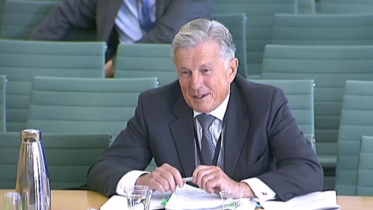 Sir Amyas Morse, Comptroller and Auditor General, National Audit Office