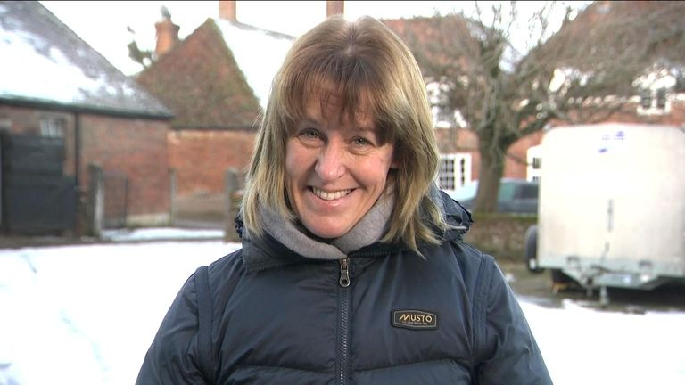 Minette Batters, from the NFU, called a no-deal 'savage' for farmers