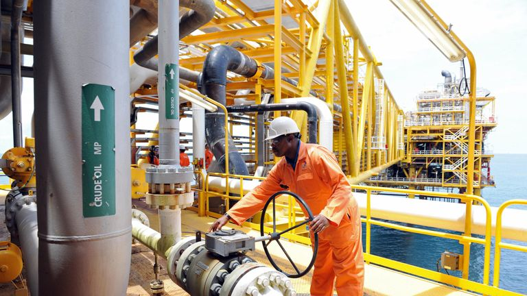Nigeria has been hugely reliant on oil to drive its economy