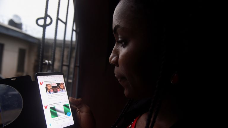 Nigeria has a reputation for fostering scams and disinformation online