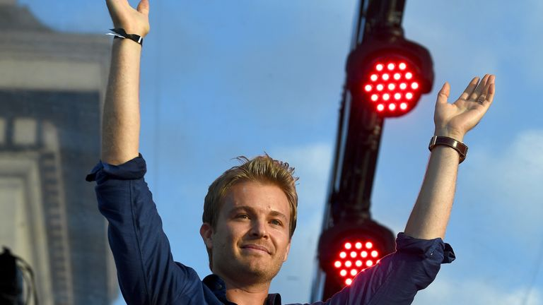 Formula one champion Niko Rosberg since retiring has entered various ventures since his retirement.