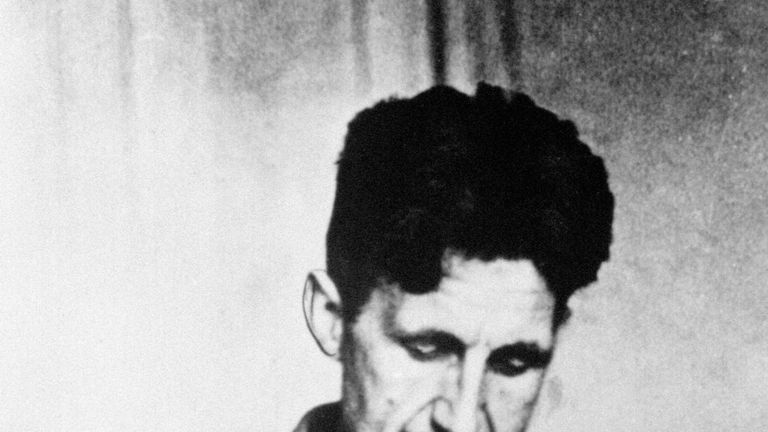 George Orwell Gets Apology  Years After His Essay Was Rejected  Eric Arthur Blair Better Known By His Penname Of George Orwell Paper Essay Writing also College Essay Paper Format  Thesis Essay Examples