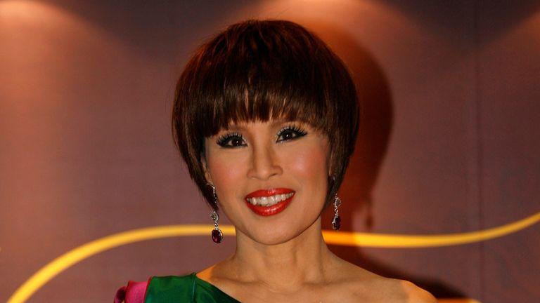 Ubolratana Rajaka, Princess of Thailand