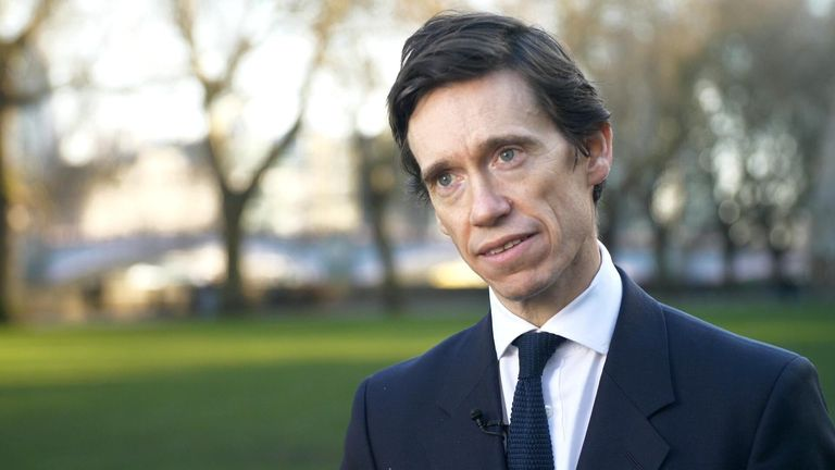 "Prisons minister Rory Stewart has told Sky News he is ""quietly confident"" he will be able to keep his job"