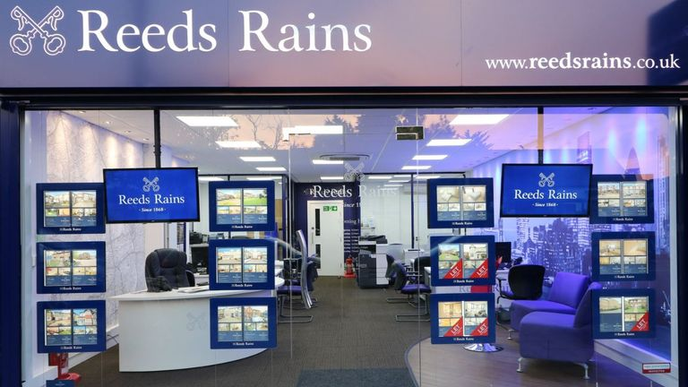 LSL's brands include Reeds Rains, Your Move and JNP. Pic: LSL