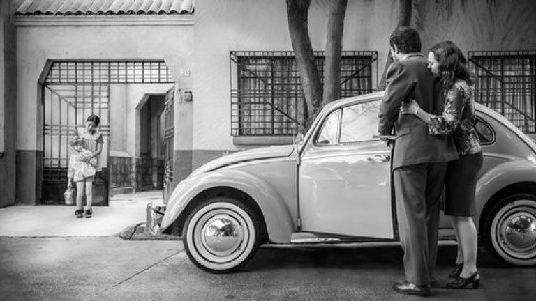 Roma, Alfonso Cuaron's semi-autobiographical story of his own upbringing in Mexico City, follows the life of a live-in housekeeper of a middle-class family.