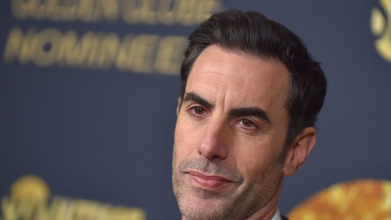 Sacha Baron Cohen was due to play Freddie Mercury in a biopic