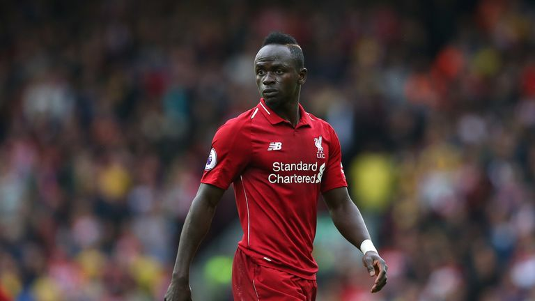 Sadio Mane's home has been broken into twice while he was playing for Liverpool