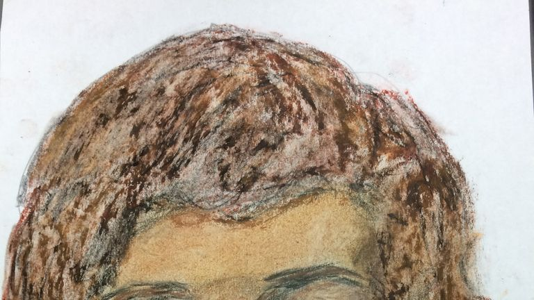 Serial killer Samuel Little's drawings of his victims