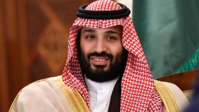 Prince Mohammed is expected to encourage India and Pakistan to resolve their issues