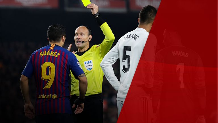 Referees on the continent handle some of the biggest games in world football
