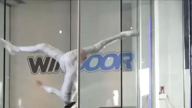 Indoor Skydiving Championships in Spain