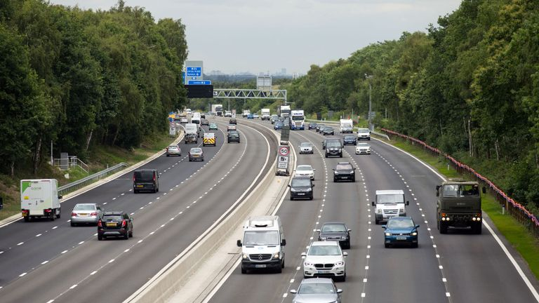 Highways England insists that smart motorways are 'good for drivers'