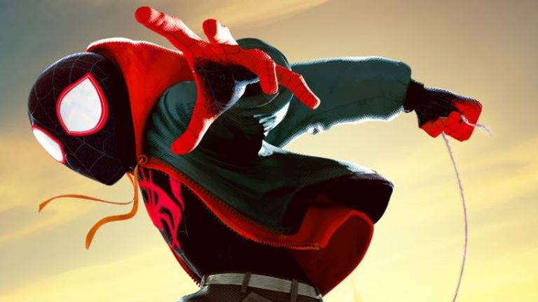 Spider-Man: Into The Spider-Verse beat a strong field in the animated feature category