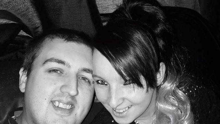 Chris Moulton, 26 and Natalie Unitt, 24<br />
