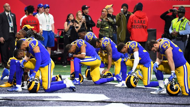 a03cedc6 Super Bowl 2019: New England Patriots beat Los Angeles Rams to claim ...