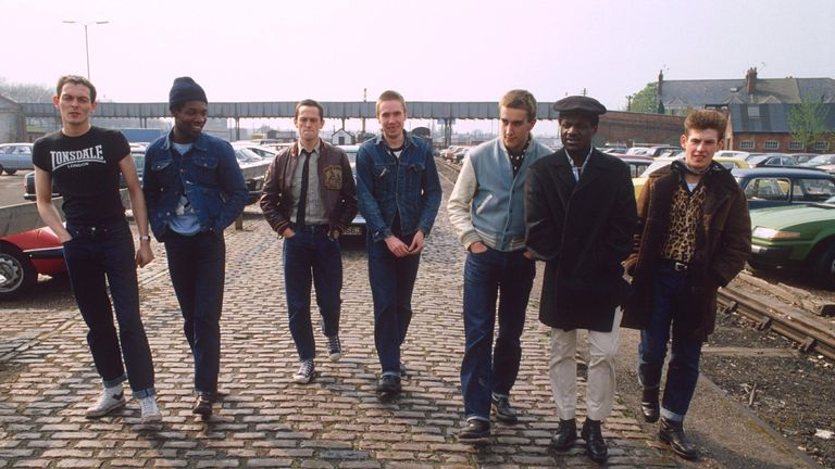The Specials in 1980
