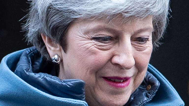 Mrs May was only able to get warm words of EU reassurance the backstop would be temporary in December