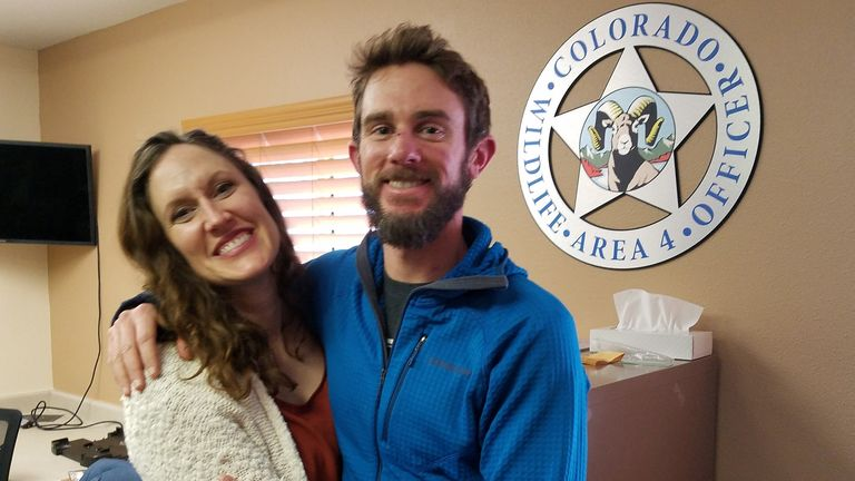 Travis Kauffman, a trail runner who fought off a mountain lion attack