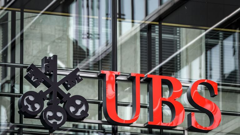 UBS is Switzerland's largest bank