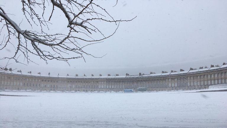 Bath. Pic: Gabriella Cronchey