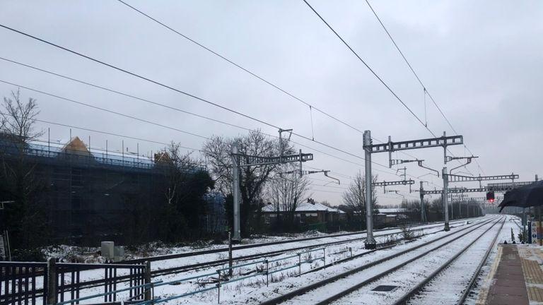 West Drayton Station