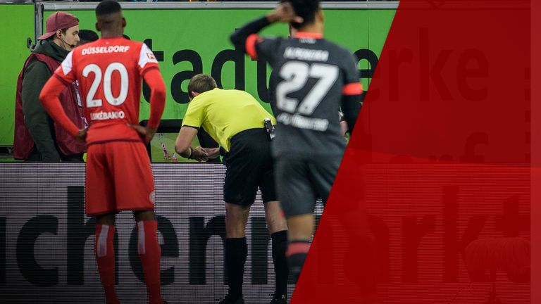 Premier League referees will be able to consult VAR from next season