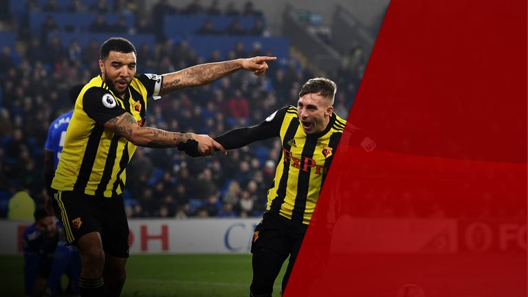 Teams like Watford don't always get the rub of the green from referees