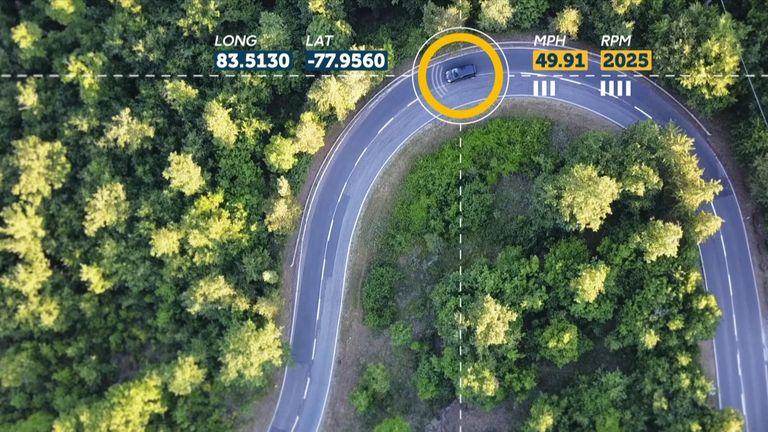 wejo aerial image credit: wejo