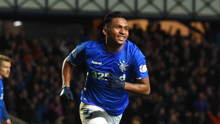 Steven Gerrard believes Rangers' Morelos is flattered by interest from other clubs but insists it has no influence on him