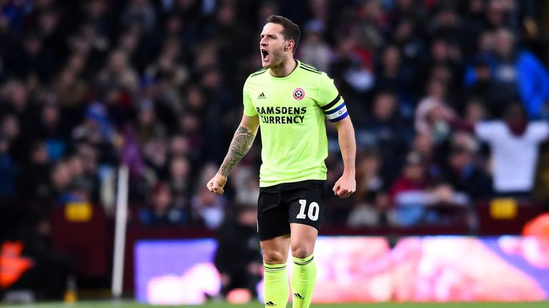 Sheffield United striker Billy Sharp says the Blades want to become an established Premier League side