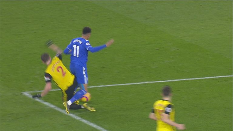 WATCH: Cardiff City denied penalty against Watford | Football News |