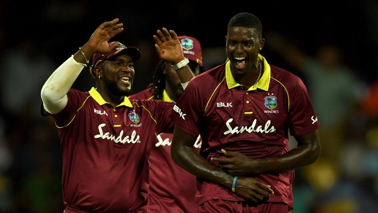 Watch the best of the action from the second ODI as Windies beat England by 26 runs