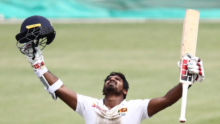 'Greatest innings ever': Sri Lanka claim historic win over South Africa