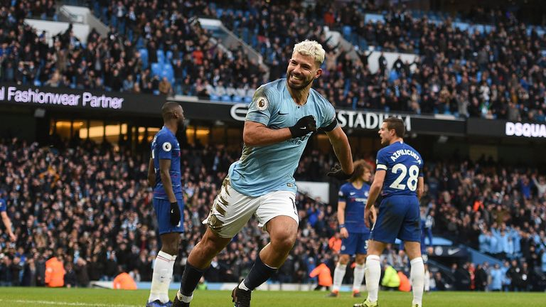 Man City 6 - 0 Chelsea - Match Report & Highlights