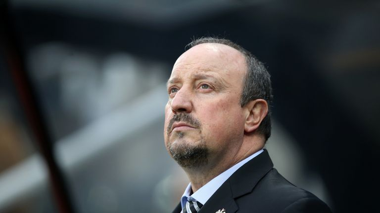Keith Downie reacts to the news that Rafa Benitez will leave Newcastle