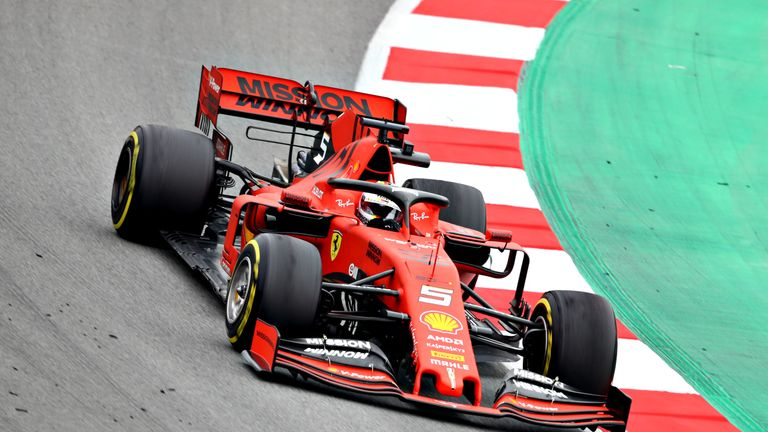 Norris opens second Barcelona test on top; trouble for Mercedes and Ferrari